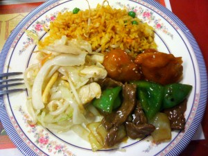Main Course at South China